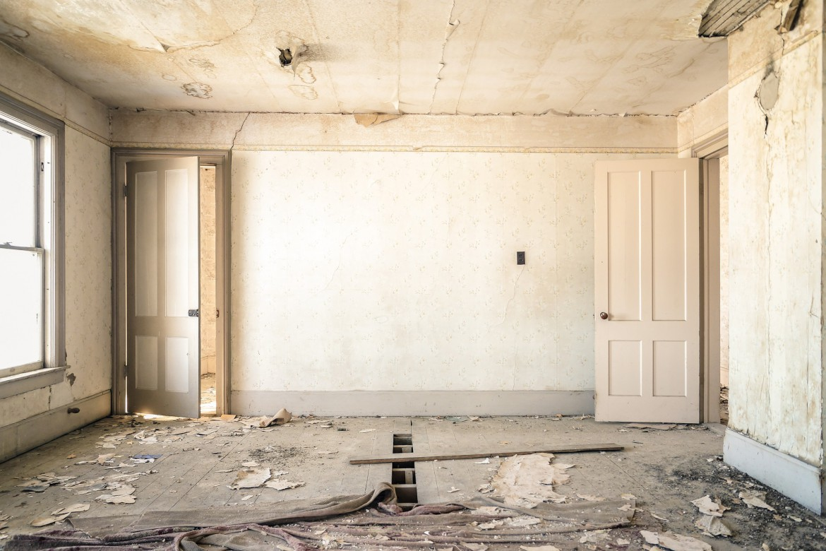 Types of damp in your home