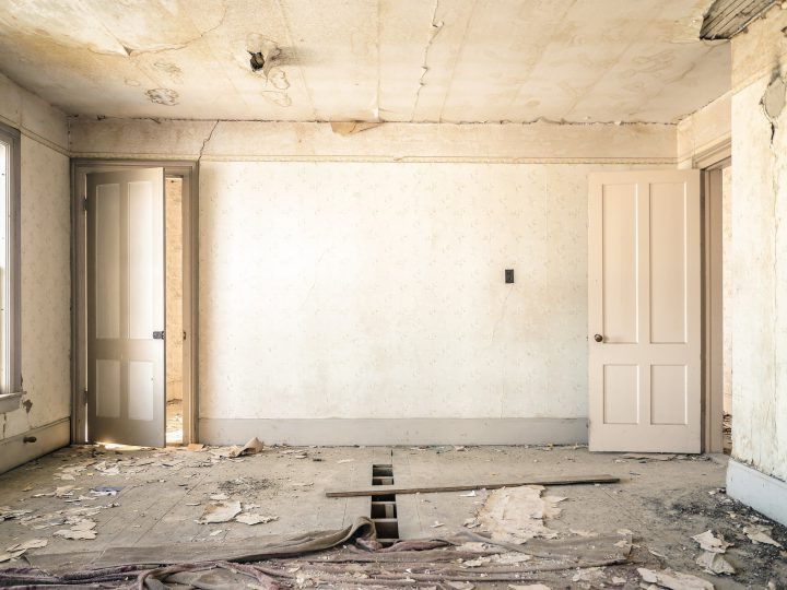 Damp in your home – identifying the problem and the solution